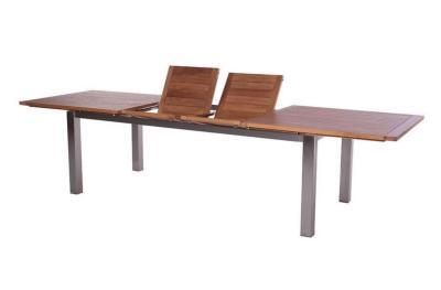 Table de Jardin en Inox,Meuble de jardin fauteuils chaises ...